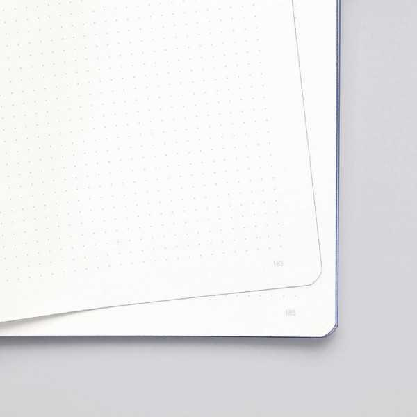 Nuuna exklusiv skrivbok anteckningsbok - SAVAGE L LIGHT - STROKE