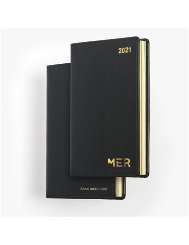Nuuna exklusiv skrivbok anteckningsbok - LIGHT ECLIPSE