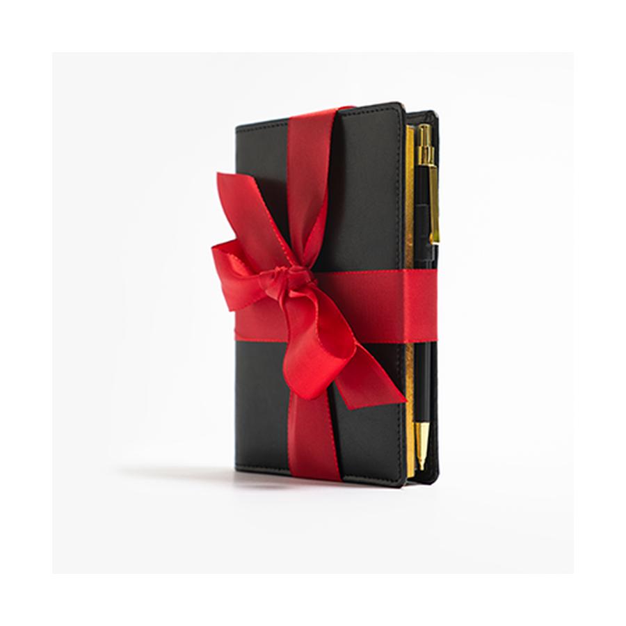 Skrivi.se - vi skickar din beställning i lyxiga paket - kalender och skrivbok